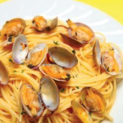 Espaguetis.vongole
