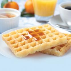 Los.waffles.americanos.