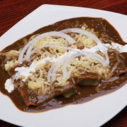 Mexican..mole.