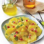 Naranjas.con.la.miel.y.el.aceite.de.oliva