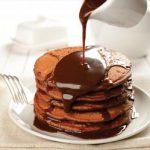 Pancake.de.zanohoria.con.chocolate