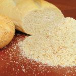 Para dar sabor al pan rallado