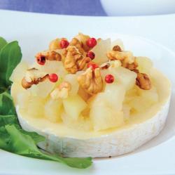 Peras.con.queso.y.miel