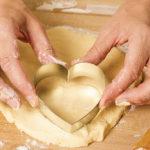 Ponga el corazón en lo que cocina