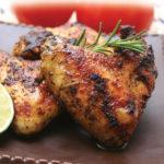 Sacar la piel del pollo