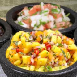 Salsa.de.mango.Cozumel