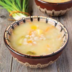 Sopa.de.cebada.vegetariana