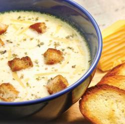 Sopa.de.queso.Cheddar