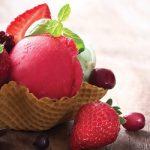 Sorbete.de.fresas