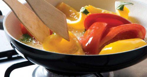 vegetales al wok ~ Vegetable Stir Fry