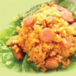 arroz.con.salchichas