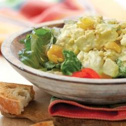 ensalada.pollo.y.mangopsd
