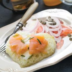 tostadas.con.salmon.lox.