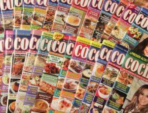 Cocina al día estuvo saliendo al mercado durante seis años con una frecuencia mensual, y durante ese tiempo contó con el apoyo de lectores de los Estados Unidos, Puerto Rico, México y España.