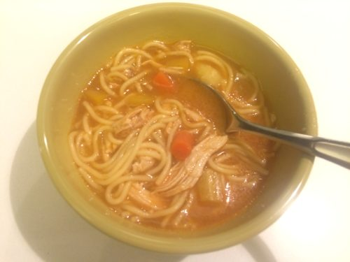 Sopa de Pollo ~ Chicken Soup